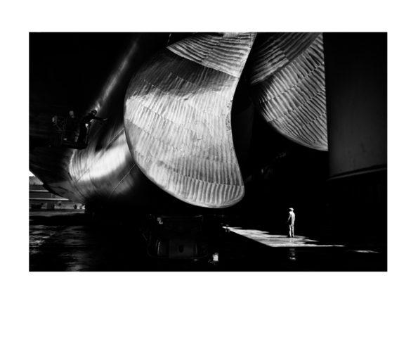 Shipyard #001 / Filip Cwik