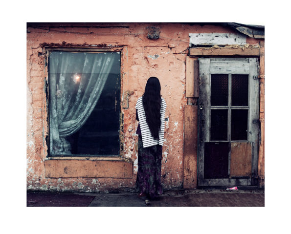 Roma girl / Adam Lach