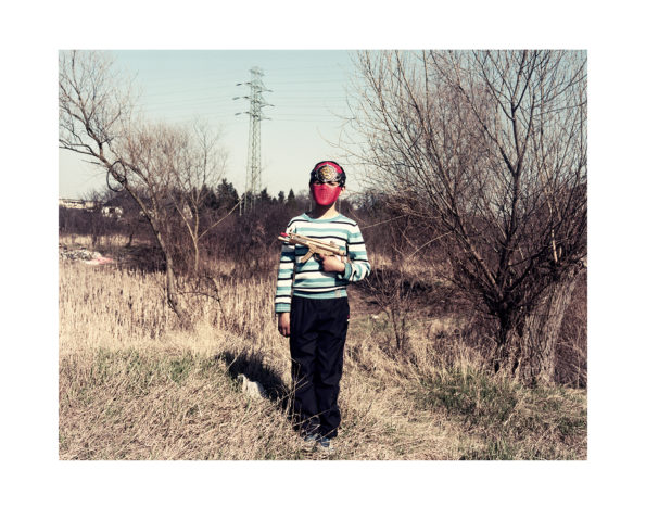 Mask / Adam Lach
