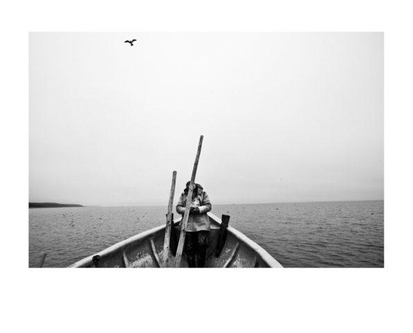 Fisherman landscape / Piotr Malecki